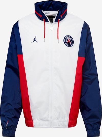 Geacă de primăvară-toamnă 'Paris Saint-Germain' Jordan pe albastru / roșu / alb, Vizualizare produs