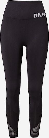 DKNY Performance Sporthose in schwarz / weiß, Produktansicht
