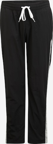 Pantalon Urban Classics Plus Size en noir