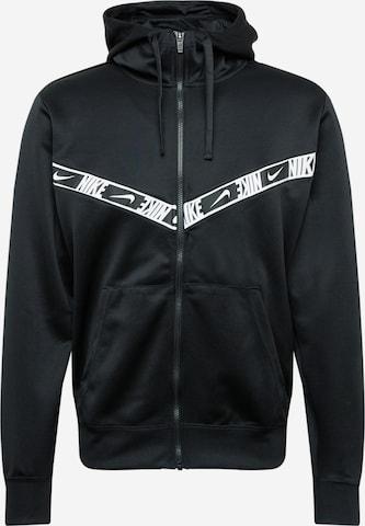 Giacca di felpa di Nike Sportswear in nero