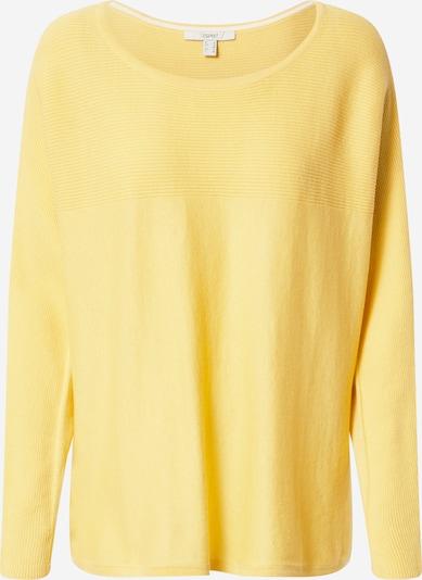 Megztinis iš ESPRIT , spalva - geltona, Prekių apžvalga