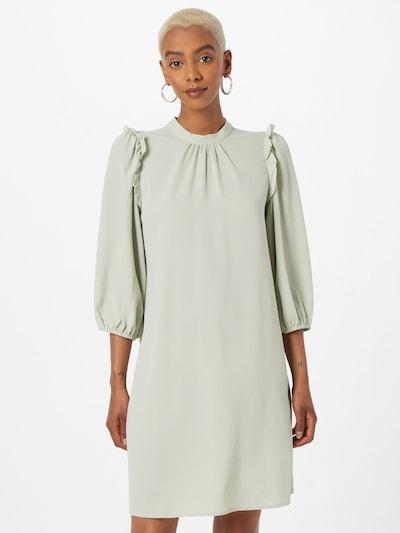 VILA Robe 'Mocca' en menthe, Vue avec modèle