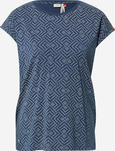 Ragwear Shirt 'DIONE' in indigo / weiß, Produktansicht
