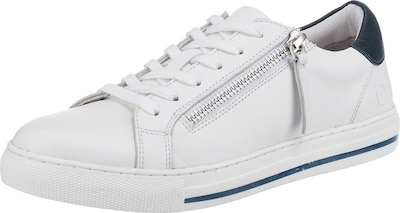 Paul Vesterbro Limited Leder City Sneaker in weiß, Produktansicht