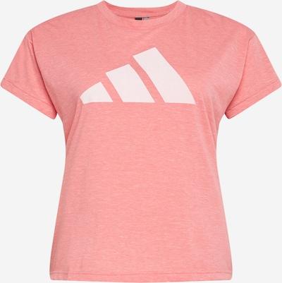 ADIDAS PERFORMANCE Functioneel shirt 'Winners 2.0' in de kleur Oudroze / Wit, Productweergave
