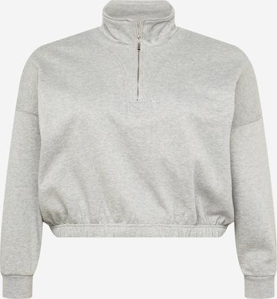 Cotton On Curve Sweatshirt in grau, Produktansicht