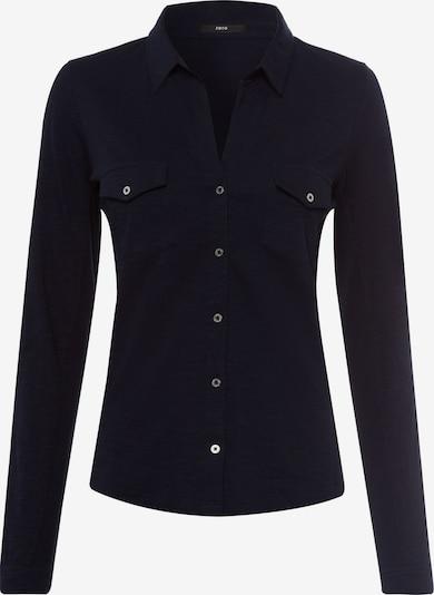 zero Shirt in schwarz, Produktansicht