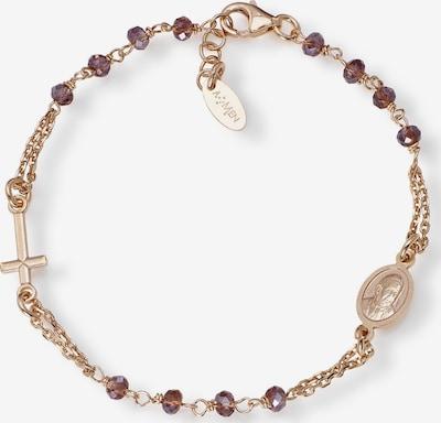 Amen Armband in rosegold, Produktansicht