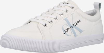 Calvin Klein Jeans Sneaker in opal / schwarz / weiß, Produktansicht