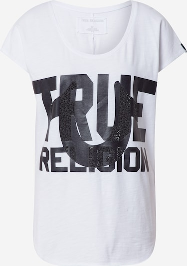 True Religion Shirts i sort / hvid, Produktvisning