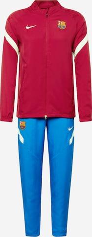 NIKE Trainingsanzug 'FC Barcelona Strike' in Rot