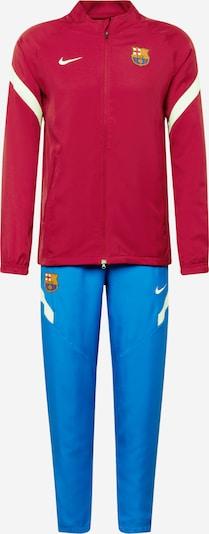 NIKE Облекло за трениране 'FC Barcelona Strike' в небесносиньо / червено / бяло, Преглед на продукта