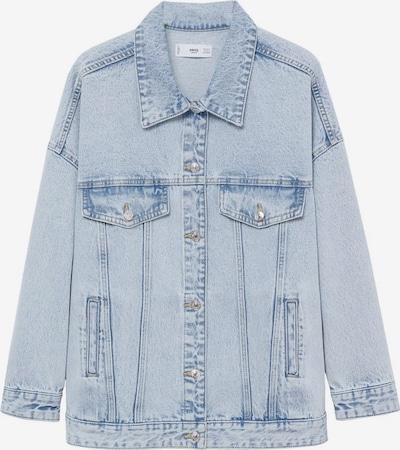 MANGO Jacke 'Seul' in blue denim, Produktansicht