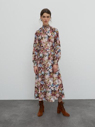 EDITED Kleid 'Tamlyn' in mischfarben, Modelansicht