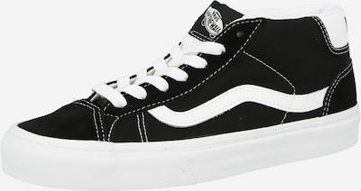 Sneaker înalt VANS pe negru / alb, Vizualizare produs