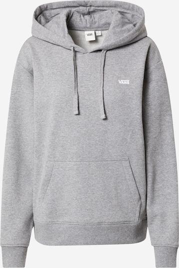 VANS Sweatshirt in mottled grey / White, Item view