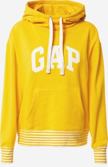 GAP Sudadera en amarillo oscuro / blanco, Vista del producto
