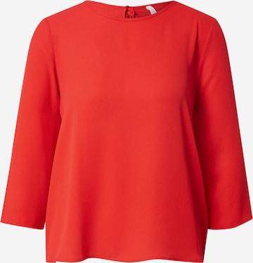 IMPERIAL Μπλουζάκι σε κόκκινο