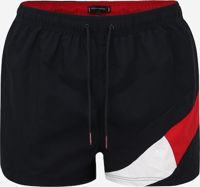 Tommy Hilfiger Underwear Swimming shorts in dark blue / red / white, Item view
