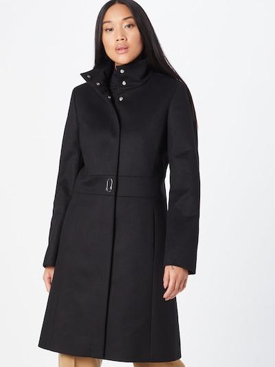 HUGO Płaszcz przejściowy 'Malinas' w kolorze czarnym, Podgląd na modelu(-ce)