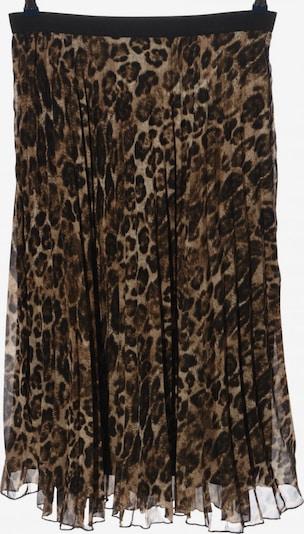 Primark Midirock in XL in nude / braun / schwarz, Produktansicht