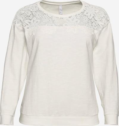 SHEEGO Bluzka sportowa w kolorze offwhitem, Podgląd produktu