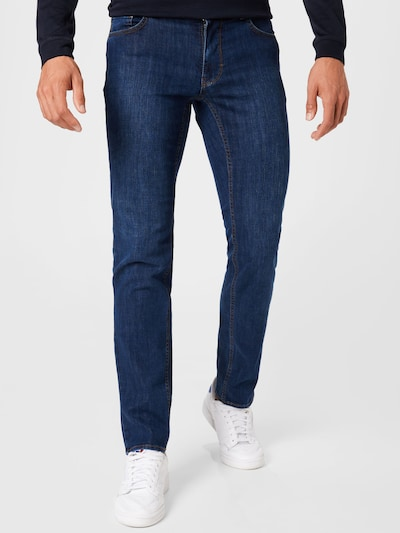 BRAX Jeans 'Cooper' in dunkelblau, Modelansicht