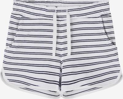NAME IT Broek 'VAMAJA' in de kleur Zwart / Wit, Productweergave