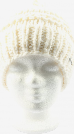Barts Hat & Cap in XS-XL in Cream, Item view