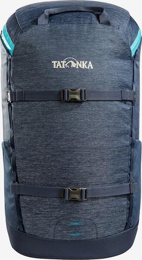 TATONKA Sportrugzak in de kleur Nachtblauw / Lichtblauw / Blauw gemêleerd / Wit, Productweergave