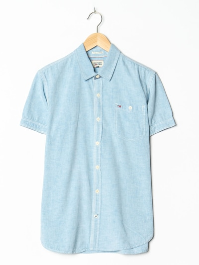 Tommy Jeans Jeanshemd in M in blue denim, Produktansicht