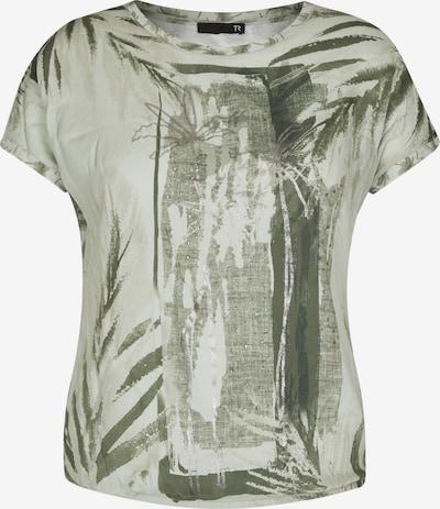 Thomas Rabe Shirt in grau / khaki, Produktansicht