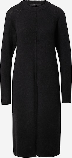 VERO MODA Knitted dress 'VILLA' in Black, Item view