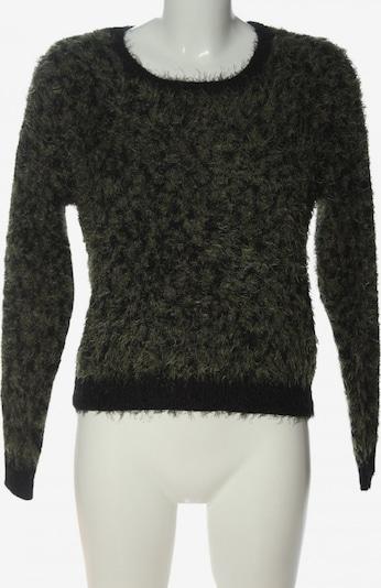 Calliope Sweater & Cardigan in S in Khaki / Black, Item view