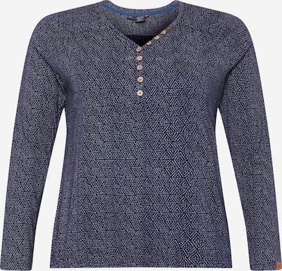 Marškinėliai 'PINCH' iš Ragwear Plus , spalva - tamsiai mėlyna / balta, Prekių apžvalga