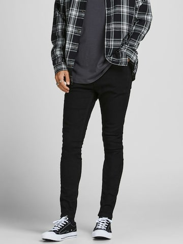 JACK & JONES Jeans in Schwarz