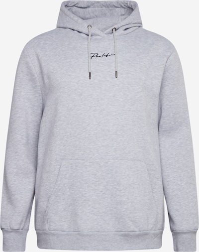 River Island Big & Tall Sweatshirt in grau, Produktansicht