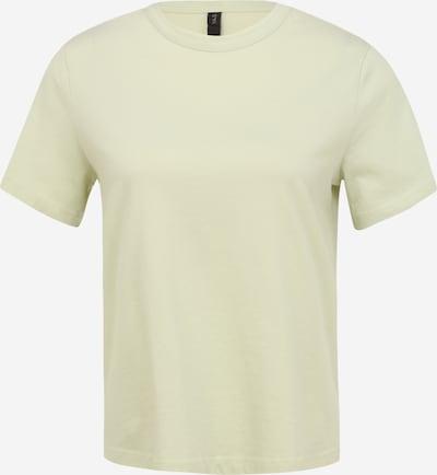 Y.A.S Petite T-shirt 'SARITA' i pastellgrön, Produktvy