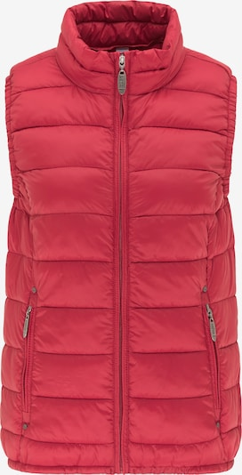 usha BLUE LABEL Bodywarmer in de kleur Cranberry, Productweergave