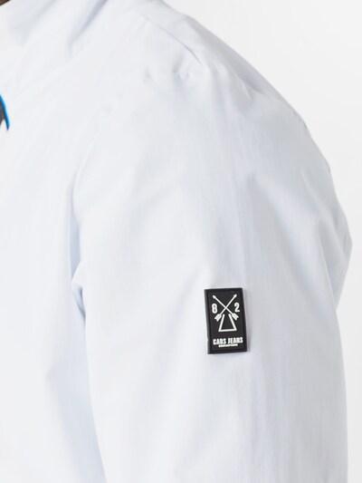 Cars Jeans Преходно яке 'TORCA' в синьо / черно / естествено бяло, Преглед на продукта
