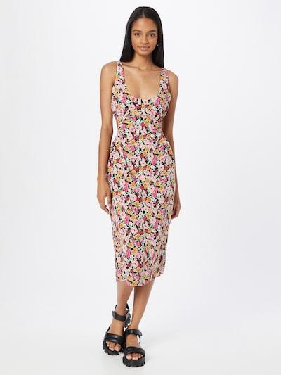 Rochie de vară 'Mckena' Fashion Union pe mai multe culori / negru, Vizualizare model