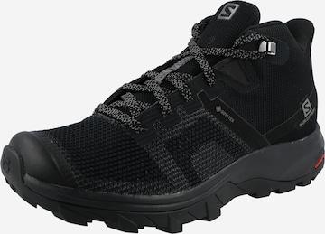 Boots 'OUTline Prism' SALOMON en noir
