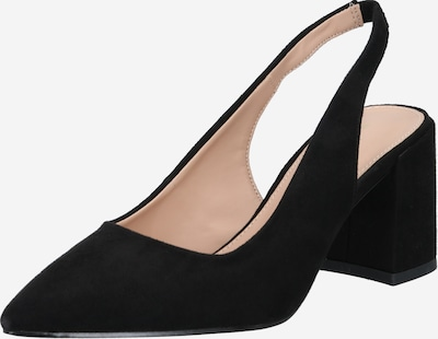Dorothy Perkins Slingpumps 'Daffee Court' i sort, Produktvisning