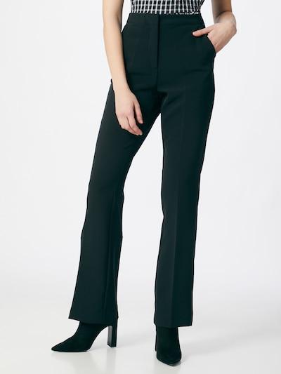 VERO MODA Hose in schwarz, Modelansicht
