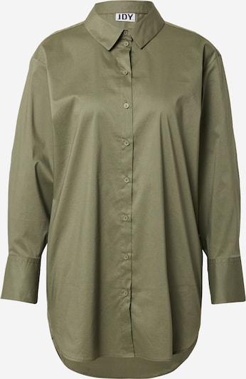 JDY Blusa 'MIO' en verde oscuro, Vista del producto