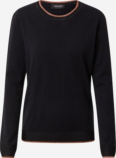 SCOTCH & SODA Pullover in braun / schwarz, Produktansicht