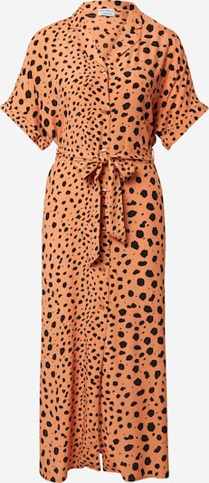 CATWALK JUNKIE Kleid in safran / schwarz, Produktansicht