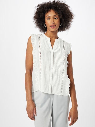 Pepe Jeans Blouse 'ISLA' in Off white, View model