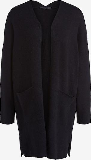 SET Strickjacke in schwarz, Produktansicht