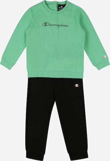 zöld / fekete Champion Authentic Athletic Apparel Jogging ruhák, Termék nézet
